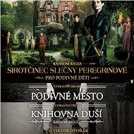 Balíček audioknih Sirotčinec slečny Peregrinové za výhodnou cenu - Ransom Riggs