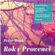 Rok v Provenci [Audiokniha] - Peter Mayle