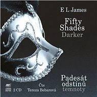Padesát odstínů temnoty - E.L. James