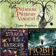 Balíček audioknih pro mladší teenagery za výhodnou cenu - J. R. R. Tolkien, Markéta Baňková, Chris Priestley