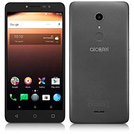 ALCATEL A3 XL Grey Silver