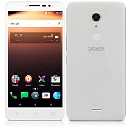 ALCATEL A3 XL White Silver