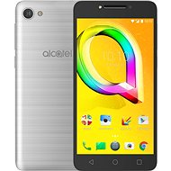 ALCATEL A5 LED Metallic Silver