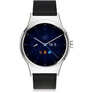 TCL MOVETIME Smartwatch TPU Silver / Black - Inteligentné hodinky