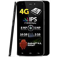 Allview V1 VIPER S4G Black Dual SIM - Mobilný telefón