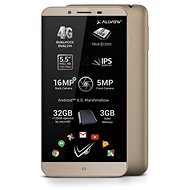 ALLVIEW V2 Viper S zlatý - Mobilný telefón