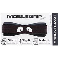 Podržfón - MobileGrip by Alza čierny - Držiak
