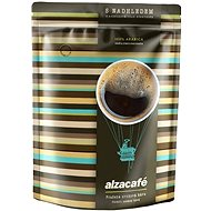 Alzacafé 1000 g Čerstvo pražená 100 % Arabica - Zrnková káva
