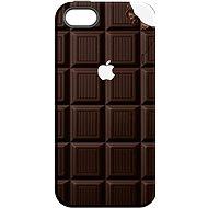 """MojePouzdro """"Čokoláda"""" + ochranné sklo pre iPhone 6 Plus / 6S Plus - Ochranný kryt"""