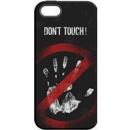 """MojePouzdro """"Nesahať !"""" + Ochranné sklo pre iPhone 6 Plus / 6S Plus - Ochranný kryt"""