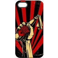 """MojePouzdro """"Rebel"""" + ochranné sklo pre iPhone 6 Plus / 6S Plus - Zadný kryt"""