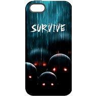 """MojePouzdro """"Zombie"""" + ochranné sklo pre iPhone 6 Plus / 6S Plus - Zadný kryt"""
