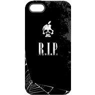 """MojePuzdro """"R.I.P."""" + ochranné sklo na iPhone 5s/SE - Ochranný kryt"""