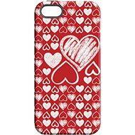 """MojePuzdro """"Láska"""" + ochranné sklo na iPhone 5s/SE - Ochranný kryt"""