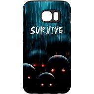 """MojePuzdro """"Zombie"""" + ochranná fólia na Samsung Galaxy S6 Edge - Ochranný kryt"""