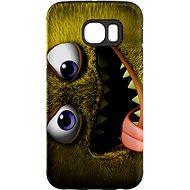 """MojePuzdro """"Šialenec"""" + ochranná fólia na Samsung Galaxy S7 Edge - Ochranný kryt"""