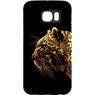 """MojePuzdro """"Jaguár"""" + ochranná fólia na Samsung Galaxy S7 Edge - Ochranný kryt"""