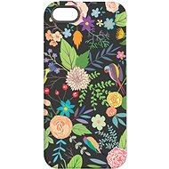 """MojePuzdro """"Nočná záhrada"""" + ochranné sklo na iPhone 6/6S - Ochranný kryt"""