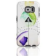 """MojePuzdro """"Smer"""" + ochranná fólia pre Samsung Galaxy S6 Edge - Ochranný kryt"""