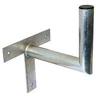 Trojbodový pozinkovaný držiak 500/200/40, 50cm od steny - Konzola
