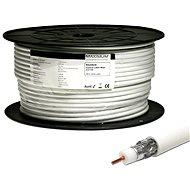 Maximum koaxiálny kábel RG6-100, 100m - Anténny kábel