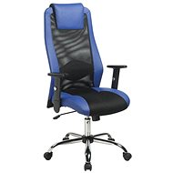 ANTARES SANDER modrá - Kancelárska stolička