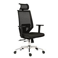 Kancelárska stolička ANTARES Edge čierna