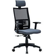 ANTARES MIJA šedá - Kancelárska stolička