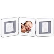 Baby art Fotorámik Double - biely/sivý - Detská súprava