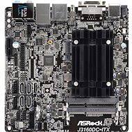 ASROCK J3160DC-ITX - Základná doska