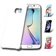 Skinzone vlastný štýl pre Samsung Galaxy S6 Edge - Ochranný kryt