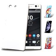 Skinzone vlastný štýl pre Sony Xperia M5 - Ochranný kryt