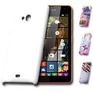 Skinzone vlastný štýl pre Microsoft Lumia 535 - Ochranný kryt