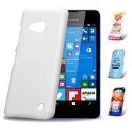 Skinzone vlastný štýl pre Microsoft Lumia 550 - Ochranný kryt