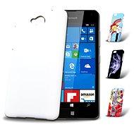 Skinzone vlastný štýl pre Microsoft Lumia 650 - Ochranný kryt