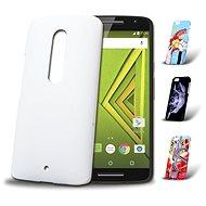 Skinzone vlastný štýl pre Motorola Moto Z Pre - Ochranný kryt
