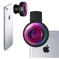 Aukey PL-F2 Fisheye lens - Objektív pre mobilný telefón