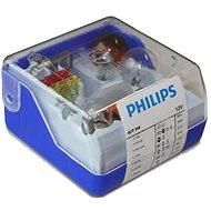 PHILIPS náhradná súprava 12 V H4 - Autožiarovka