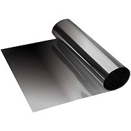 FOLIATEC - metalizovaný, prechodový tieniaci pruh na predné okno - čierny - Slnečná clona