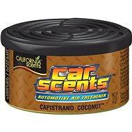 California Scents, vôňa Car Scents Capistrano Coconut - Osviežovač vzduchu