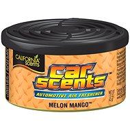 California Scents, vôňa Car Scents Melon & Mango - Osviežovač vzduchu
