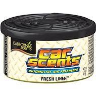 California Scents, vôňa Car Scents Fresh Linen - Osviežovač vzduchu