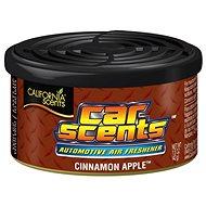 California Scents, vôňa Car Scents Cinnamon Apple - Osviežovač vzduchu