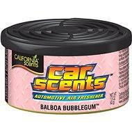 California Scents, vôňa Car Scents Balboa Bubblegum - Osviežovač vzduchu