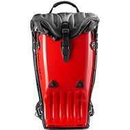 Boblbee GTX 25L - Diablo Red - škrupinový batoh
