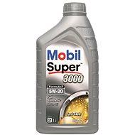 Mobil Super 3000 Formula F 5W-20, 1l - Olejček