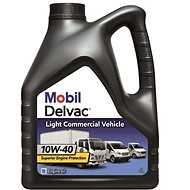 MOBIL Delvac LIGHT COMMERCIAL VEHICLE 10W-40, 4l - Olej