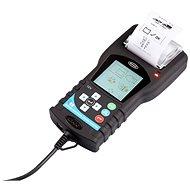 RING Elektronický multifunkčný tester batérií – RBAG 700 s tlačiarňou, na 12 V olovené batérie - Tester