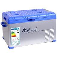Chladiaci box kompresor 30l 230/24/12V -20 °C - Autochladnička