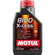 MOTUL 8100 X-CESS 5W40 1 L - Olej